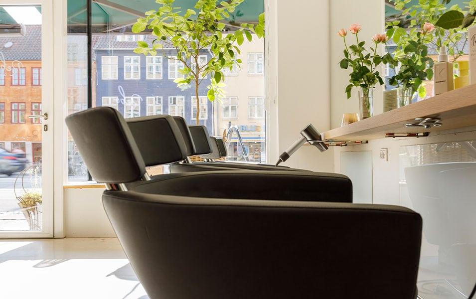Frisør københavn k Reboot Organic på Christianshavn